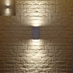 Outdoor Patio Wall Lights Big Theo Up Outdoor Wall Light Modern Outdoor