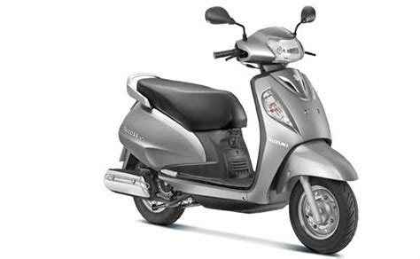 New Suzuki Scooters New Suzuki Access 125 Scooter Launched Motown India
