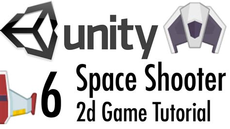 unity tutorial top down shooter unity tutorial 2d space shooter part 6 respawning