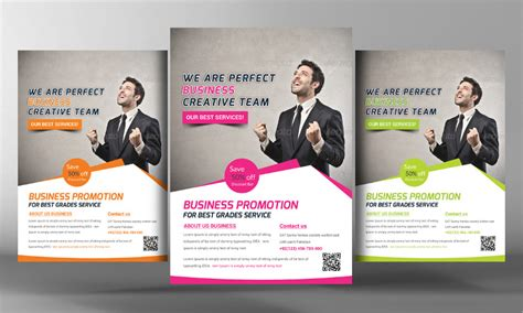 creative flyer templates free 15 creative template psd design trends