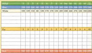 golf scorecards templates golf scorecard template for skins pictures inspirational