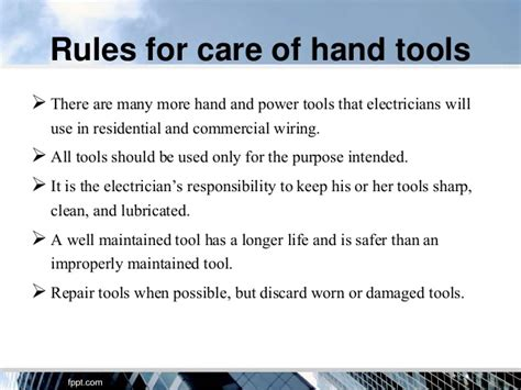 electrical wiring materials and their uses electricians tools for completing