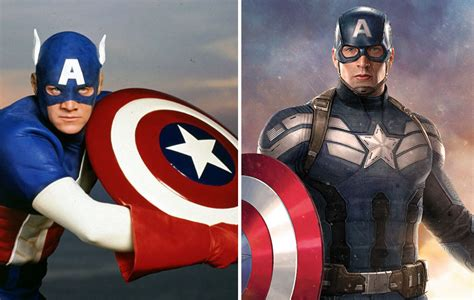 superheroes images 15 superheroes then and now bored panda