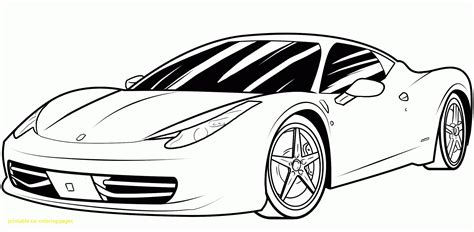 coloring pages of awesome cars free cool car coloring pages sports coloringeast inside of
