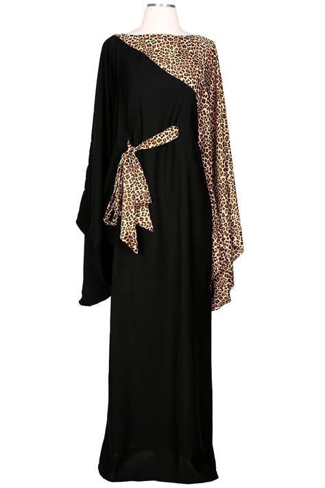 Marwa Dress marwa two toned modern abaya from covered bliss tasar箟m