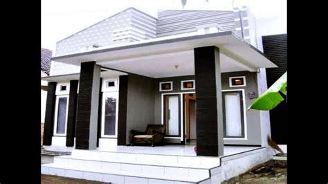 bentuk teras rumah minimalis youtube