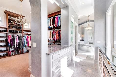 Kitchens With An Island dream closets traditional closet santa barbara by