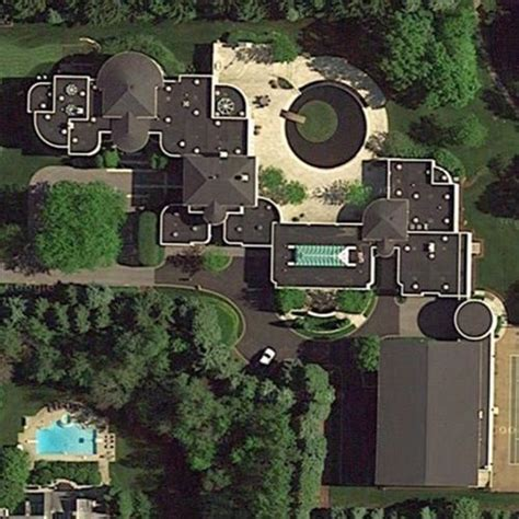 michael jordan s house michael jordan s house in highland park il virtual globetrotting