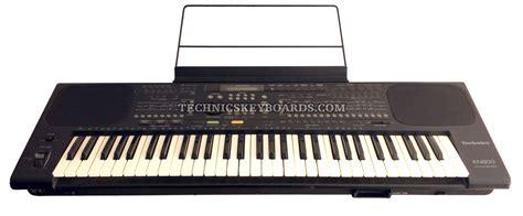 Keyboard Technics technics keyboards technics kn800