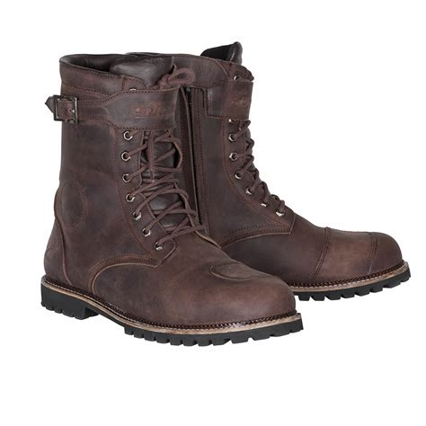 grande boots spada pilgrim grande wp boots brown from biking direct