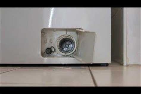 video waschmaschine pumpe reinigen  gehts