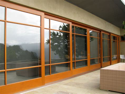Exterior Sliding Door Northstar Woodworks Custom Sliding Doors Craftsmanship