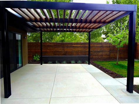 Pergolas Bois Design by 20 Aluminum Pergola Design Ideas Pergolas Aluminum