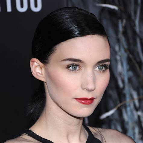 rooney mara dragon tattoo dear beautiful february 2012