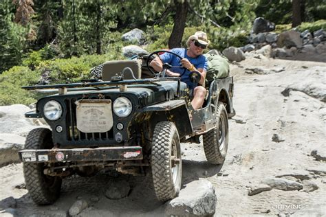 jeep jamboree rubicon trail point of no the 2017 jeepers jamboree on the