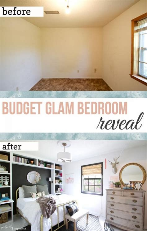 Glam Bedroom On A Budget Glam Decorating Inspiration Sherwin Williams Giveaway