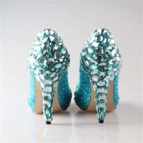 turquoise high heels for prom popular aqua heels buy cheap aqua heels lots from china