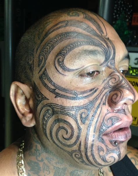 ta tattoo convention māori talks with mike earsman
