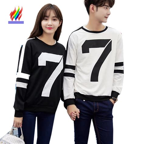 The Couples Clothing Aliexpress Buy 2 Colors S 5xl Couples Clothes