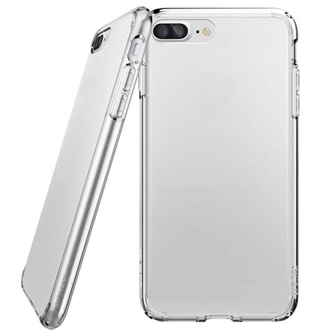 Op4624 For Iphone 7 Plus Soft Silicone Clear Anti Shock Knock Kode Bi 3 for iphone 7 plus ultra thin transparent secure soft clear silicone cover ebay
