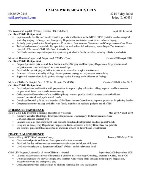 Child Specialist Sle Resume by Child Resume For 28 Images Child Actor Sle Resume Child Actor Sle Resume Are Professional