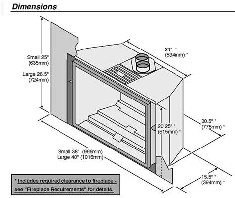 430 gsr gas fireplace insert fireplace xtrordinair