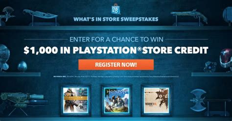 Sweepstakes Store - sweepstakeslovers daily playstation land o frost amc theatres more