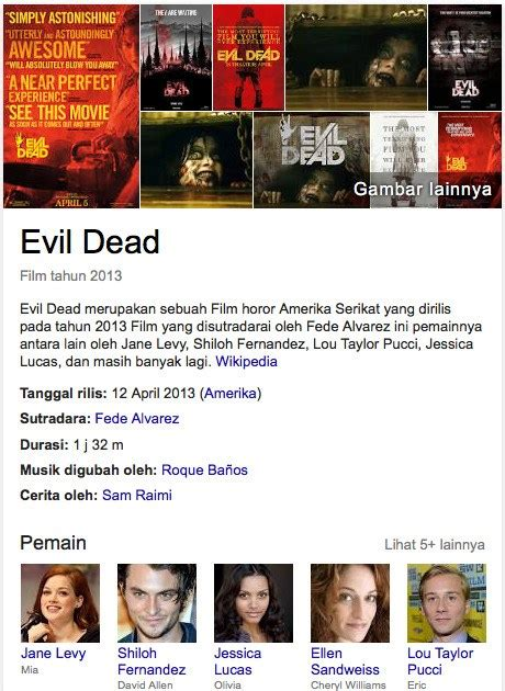 film horor terbaru hollywood barat sikunti