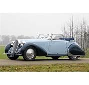 Talbot Lago T23 Cabriolet Body By Figoni &amp Falashi 1938