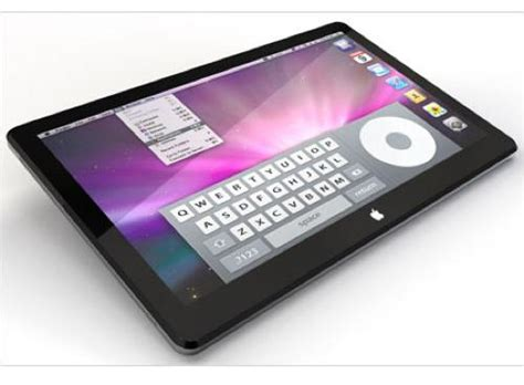 Tablet Apple Tablet Apple apple tablet arriving 2010 gadgetynews