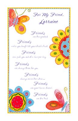 printable cards american greetings friends are the best greeting card everyday friend