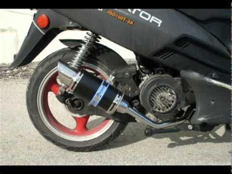 Motorrad Auspuff Gegendruck by Frenshion Auspuff Pipe Scooter Motorrad Motocross Modified