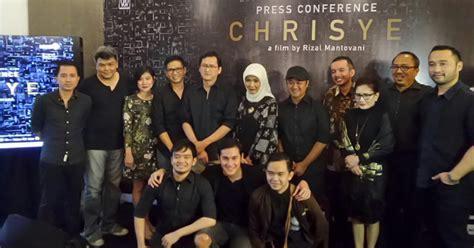 film indonesia chrisye mnc pictures angkat kehidupan chrisye ke layar lebar
