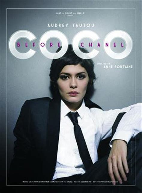 the film coco before chanel coco before chanel movie poster audrey tautou photo