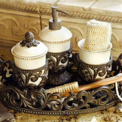 tuscan bathroom accessories best 25 tuscan bathroom decor ideas on