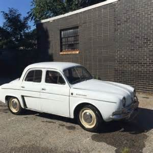 renault dauphine for sale renault dauphine for sale in us autos post