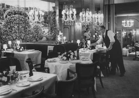 le pavillon new york legendary restaurants of new york city vogue