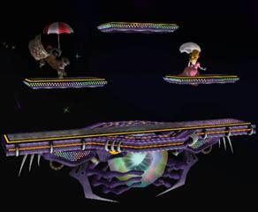 Karpet Karakter Arema kirby s rainbow resort