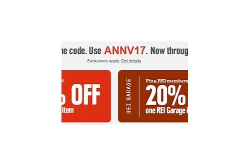 rei annual coupon