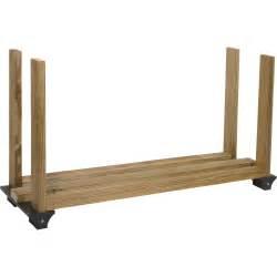 2x4 basics firewood rack bracket kit model 90142mi
