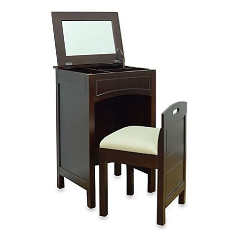 espresso vanity set with bench cheswick vanity set in espresso bed bath beyond