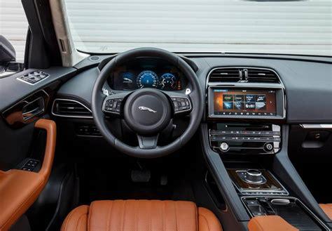 jaguar f pace inside jaguar f pace interior image 105