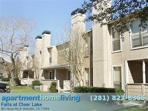 falls at clear lake apartments webster apartments for