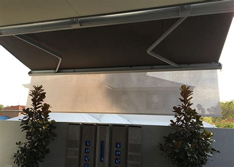 Awnings Perth Wa by Folding Arm Awning Scarborough Awnings Perth Commercial