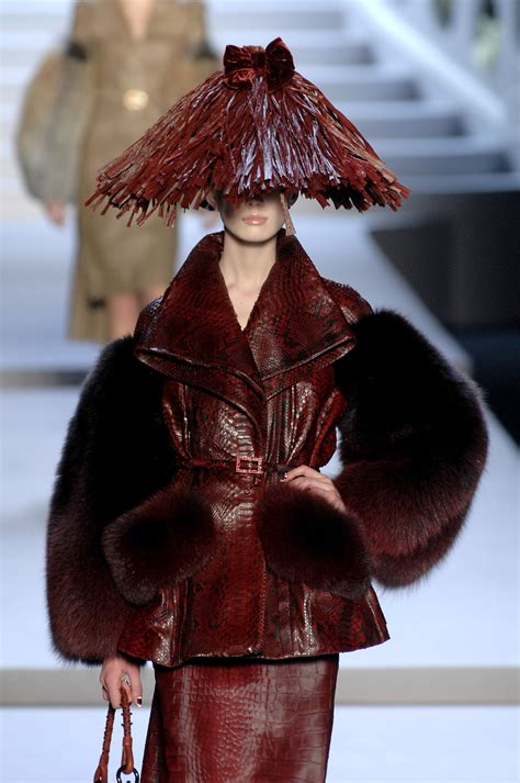 Fashion Week Fall 2007 by Christian Fall 2007 Runway Pictures Livingly