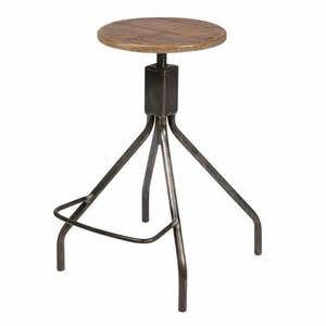 Farmhouse Kitchen Table Plans by Vale Furnishers Crane Adjustable Industrial Bar Stool