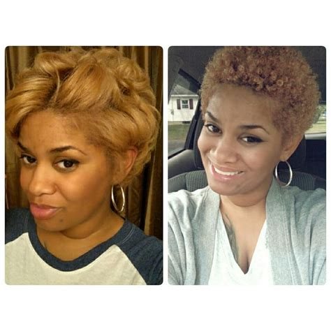 blow out on natural short black tapered 25 best ideas about natural hair blowout on pinterest