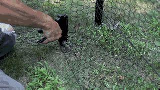 digging deterrent no dig fence lillie fence fences and