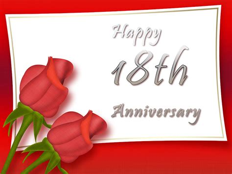 Wedding Anniversary Wishes Reply by Happy Anniversary Quates 18 Years Leave A Reply Cancel