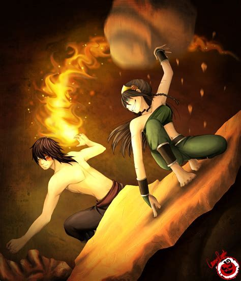Avatar The Last Airbender Toph And Zuko Porn Sex Porn Images